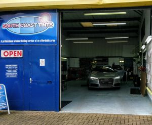 South Coast Tints | Operations Workshop