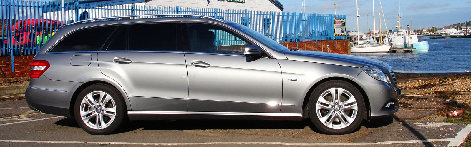 mercedes estate tinted at south coast tints